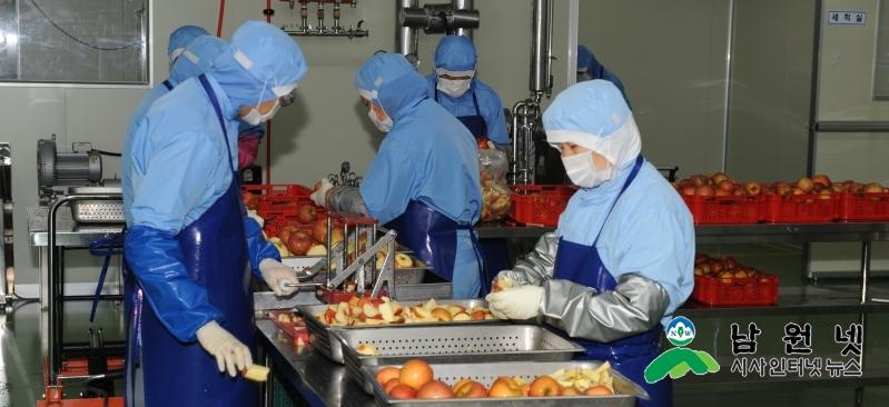 0806원예산업과-동대문구 어린이집 복지시설에 남원지역 농산물 공급2.jpg
